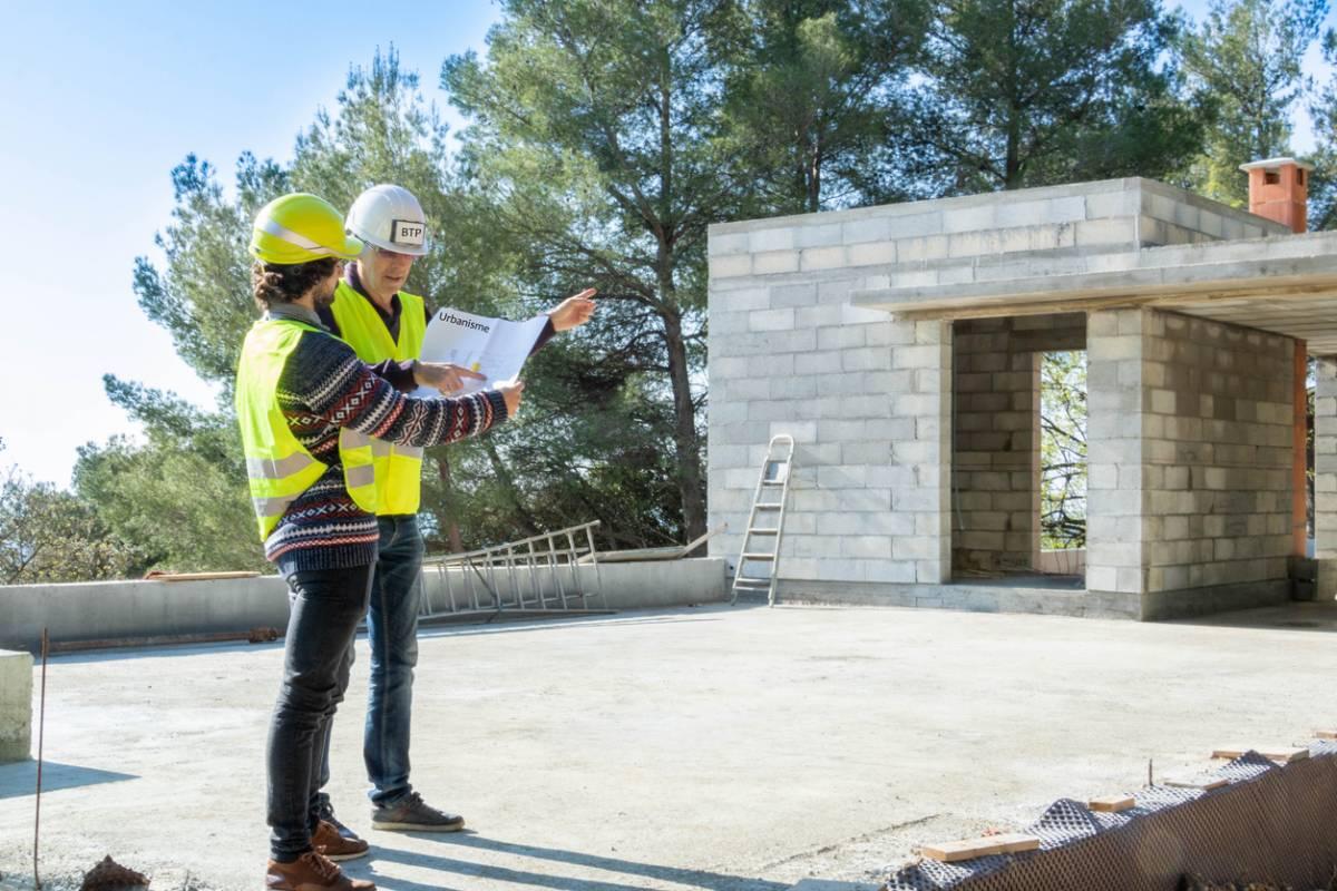 zoom sur les métiers de la construction immobilière