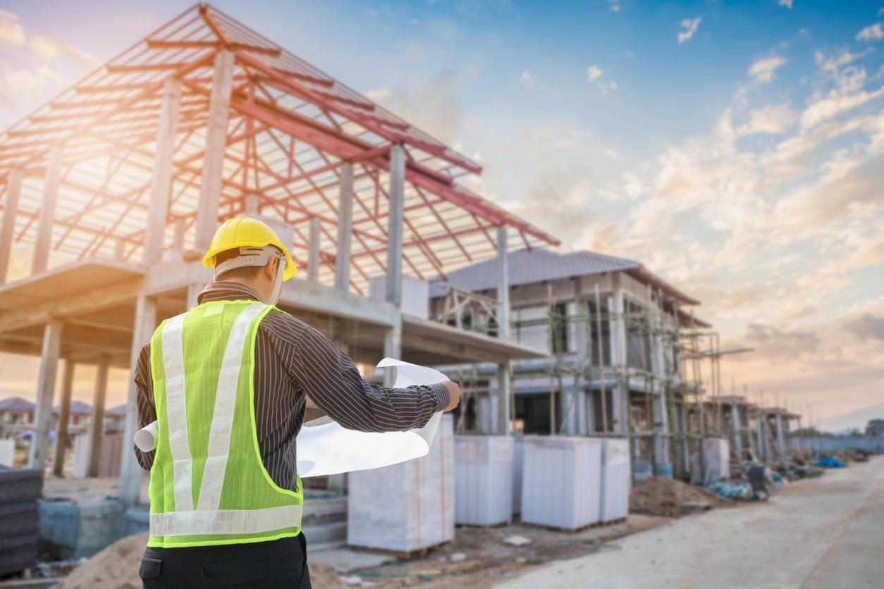 métiers de la construction immobilière